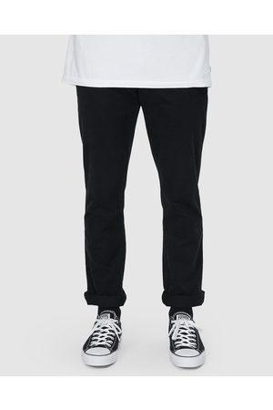 RVCA Weekend Stretch Pants - Pants Weekend Stretch Pants