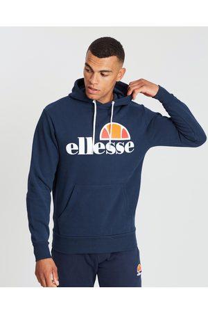 Ellesse Men Hoodies - Gottero Hoodie - Hoodies (Navy) Gottero Hoodie