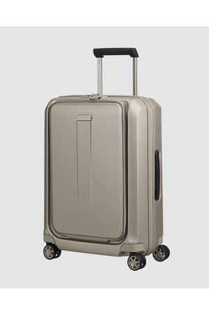 Samsonite Prodigy 55cm Spinner - Travel and Luggage (Ivory ) Prodigy 55cm Spinner
