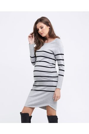 Ripe Maternity Valerie Tunic Dress - Bodycon Dresses ( / ) Valerie Tunic Dress