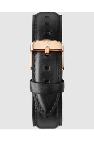 Daniel Wellington Leather Strap Sheffield 20mm Watch Band For Classic 40mm - Watches (Rose ) Leather Strap Sheffield 20mm Watch Band - For Classic 40mm