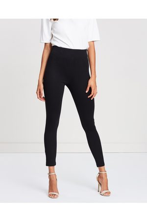 Atmos&Here Stacey Ponte Pants - Pants Stacey Ponte Pants