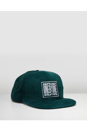 ONEBYONE Echo Snapback - Hats Echo Snapback