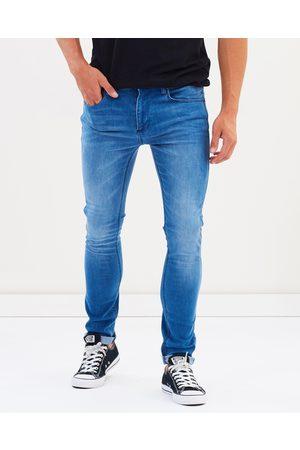 Wrangler Men Slim - Strangler Jeans - Slim (Twist ) Strangler Jeans