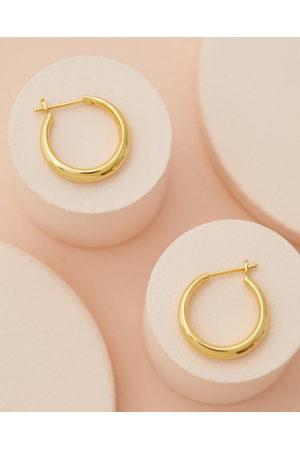 Luv AJ Women Earrings - The Lyon Hoops - Jewellery The Lyon Hoops