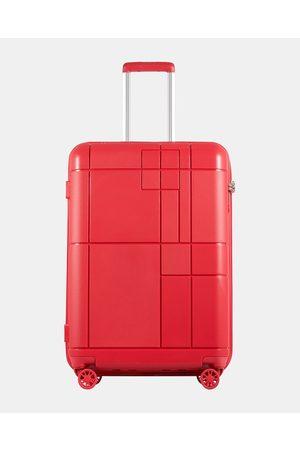 Echolac Japan Los Angeles Echolac Medium Hard Side Case - Travel and Luggage Los Angeles Echolac Medium Hard Side Case