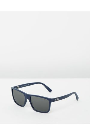 Polo Ralph Lauren PH4133 - Sunglasses (Mirror Lens) PH4133