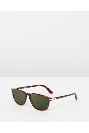Persol Galleria PO3019S - Sunglasses (Havana & Crystal ) Galleria PO3019S