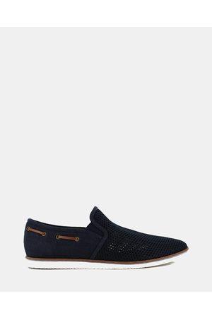 Wild Rhino Milan - Dress Shoes (Navy) Milan