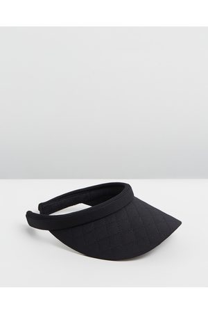 Seafolly Quilted Visor - Visors Quilted Visor