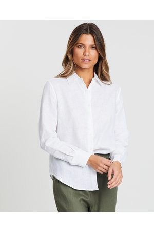 White By FTL Katie Shirt - Tops Katie Shirt