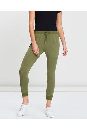 Pilot Athletic Lilly Lounge Capri Pants - Sweatpants Lilly Lounge Capri Pants