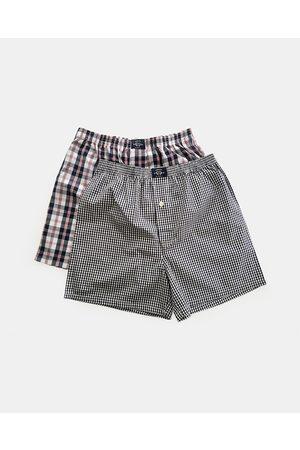 Coast Men Boxer Shorts - Boxer Shorts 2 Pack - Underwear & Socks Boxer Shorts 2-Pack