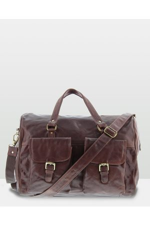 Cobb & Co Soho Duffle Bag - Satchels (Cognac) Soho Duffle Bag