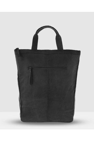 Cobb & Co Belmont Sleek Leather Backpack - Bags Belmont Sleek Leather Backpack