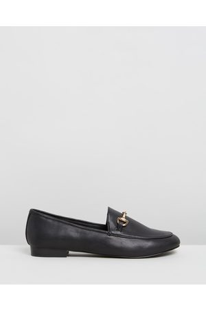 SPURR Sabinah Loafers - Flats ( Smooth) Sabinah Loafers