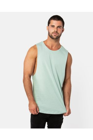 ONEBYONE Classic Blank Tank - Muscle Tops Classic Blank Tank