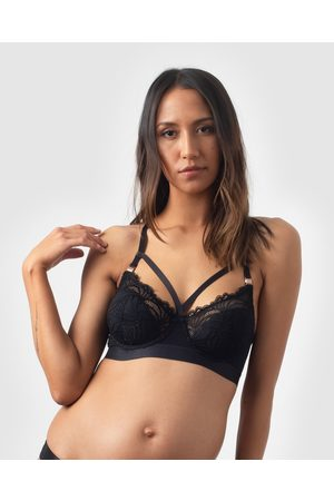 Projectme Intimates Warrior Balconette Contour Nursing Bra Flexi Underwire - Underwire Bras Warrior Balconette Contour Nursing Bra - Flexi Underwire