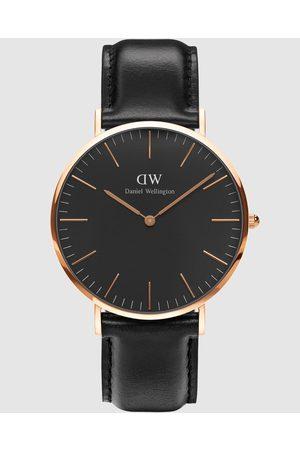 Daniel Wellington Classic Sheffield 40mm - Watches (Rose ) Classic Sheffield 40mm