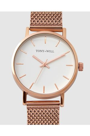 TONY+WILL Watches - Small Classic - Watches (SHINY ROSE / / S ROSE ) Small Classic