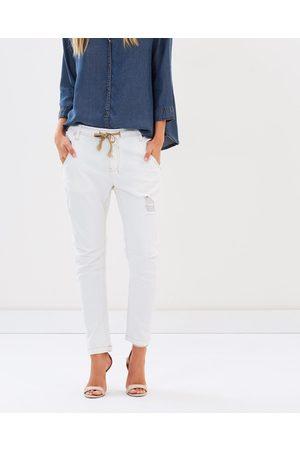 DRICOPER DENIM Active Jeans - Crop (Crispy ) Active Jeans
