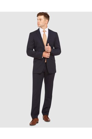 Kelly Country Livorno Slim Fit Navy Suit - Suits & Blazers Livorno Slim Fit Navy Suit