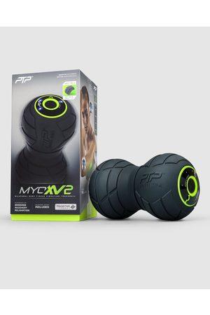 PTP Accessories - MYOXV2 Bilateral Vibrating Trackball - Gym & Yoga (MULTI) MYOXV2 Bilateral Vibrating Trackball