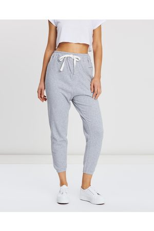 Assembly Label THE ICONIC EXCLUSIVE Logo Lounge Pants - Sweatpants ( Marle) THE ICONIC EXCLUSIVE - Logo Lounge Pants