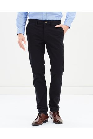 Ben Sherman Slim Stretch Chinos - Pants (Jet ) Slim Stretch Chinos