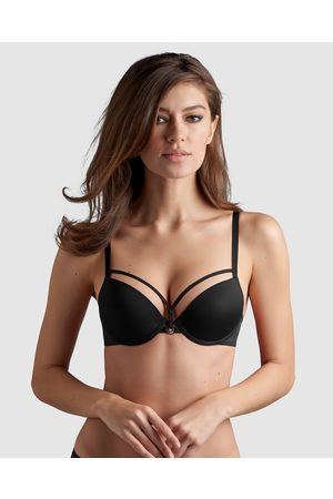 Marlies Dekkers Space Odyssey Push Up Bra - Balconette Bras Space Odyssey Push Up Bra