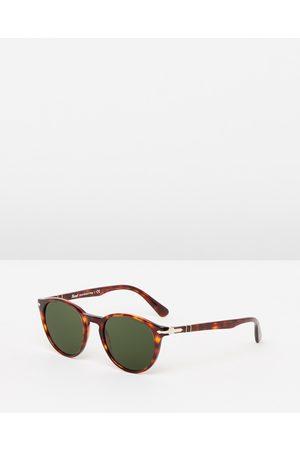 Persol Galleria PO3152S - Sunglasses (Havana & ) Galleria PO3152S