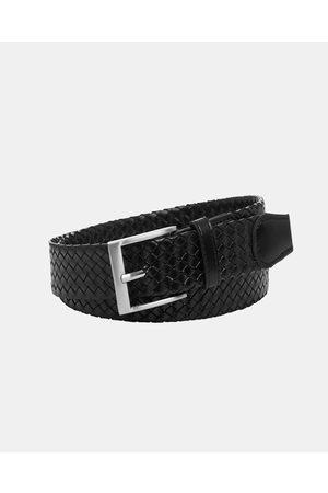 Buckle Mossman 35mm Plaited Belt - Belts Mossman 35mm Plaited Belt