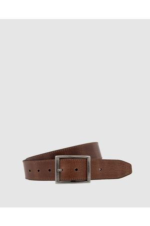 Loop Leather Co Two Face - Belts ( /Tan) Two Face