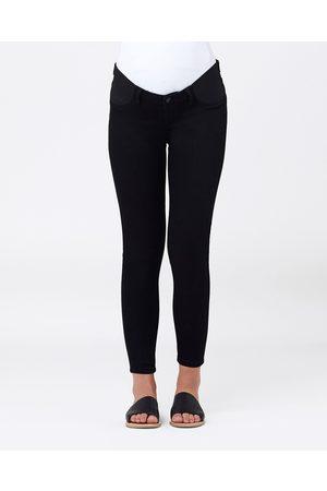Ripe Maternity Isla Ankle Grazer Jeggings - Jeans Isla Ankle Grazer Jeggings