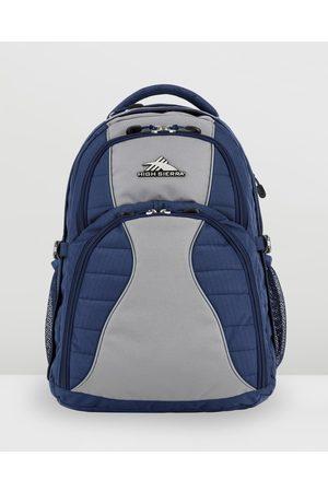 High Sierra Reverb RFID Laptop Backpack - Bags (Navy & ) Reverb RFID Laptop Backpack