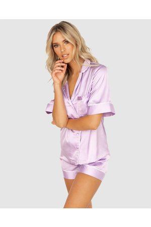 Modern Romantique Aubrey Pyjama Set - Two-piece sets (Lilac) Aubrey Pyjama Set