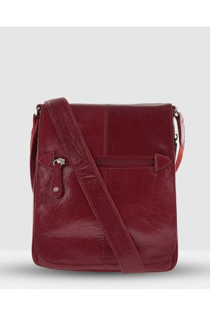 Cobb & Co Alex Leather Satchel - Tech Accessories Alex Leather Satchel