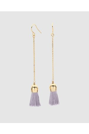 Dear Addison Candytuft Earrings - Jewellery (Lavender) Candytuft Earrings