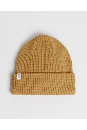 Billy Bones Club Kernal Mustard Beanie - Headwear (Mustard) Kernal Mustard Beanie