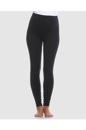 Soon Maternity Sage Overbelly Active Leggings - Full Tights Sage Overbelly Active Leggings