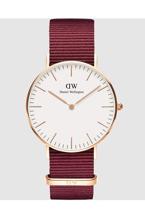 Daniel Wellington Classic Roselyn 36mm - Watches (Rose ) Classic Roselyn 36mm