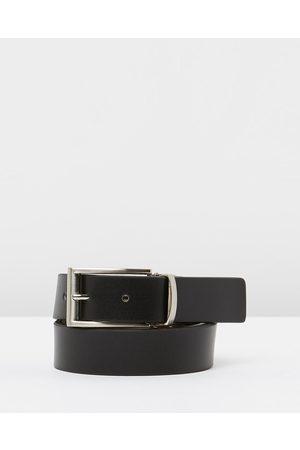Loop Leather Co Sandwich Guy Reversible - Belts ( & Choc) Sandwich Guy Reversible