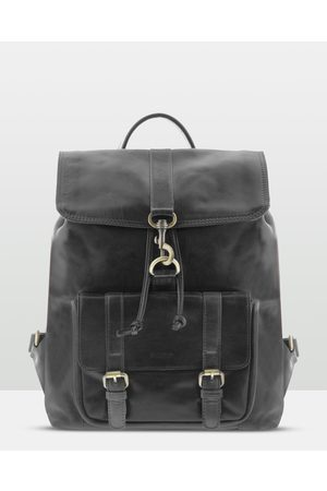 Cobb & Co York Large Leather Backpack - Bags York Large Leather Backpack