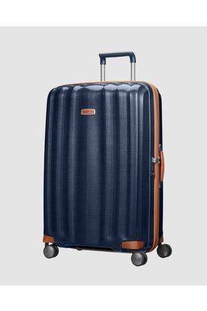 Samsonite Lite Cube DLX 82cm Spinner - Travel and Luggage (Midnight ) Lite-Cube DLX 82cm Spinner