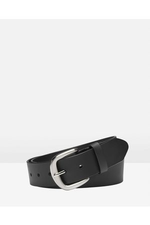 Buckle Cassidy Leather Belt - Belts Cassidy Leather Belt