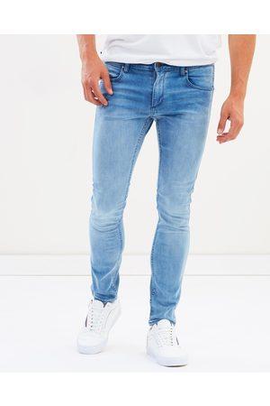 Wrangler Strangler Jeans - Slim (Cyanide) Strangler Jeans