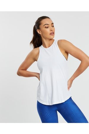 AVE Activewoman PET Dry High Neck Tank Top - Muscle Tops PET Dry High Neck Tank Top