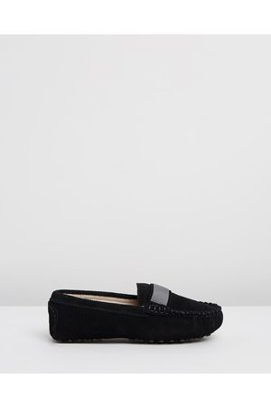 Oscars For Kids Milan Loafers Kids Teens - Dress Shoes ( Suede) Milan Loafers - Kids-Teens
