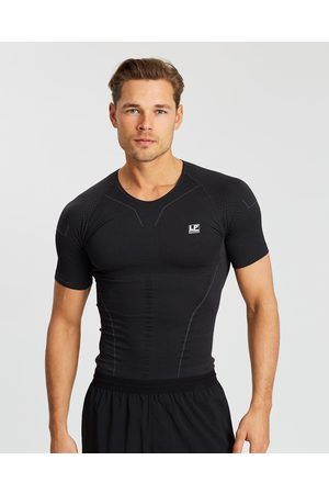 LP Support Air Compression Short Sleeve Top - all compression (Dark ) Air Compression Short Sleeve Top