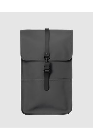 Rains Backpack - Bags (Charcoal) Backpack